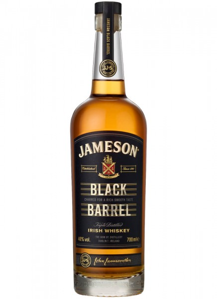 Jameson Select Reserve Black Barrel 0,7 L