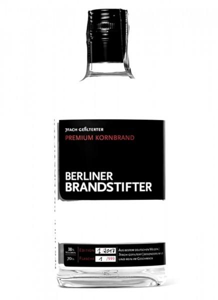 Berliner Brandstifter Kornbrand 0,7 L