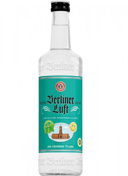 Berliner Luft Pfefferminzlikör 0,7 L