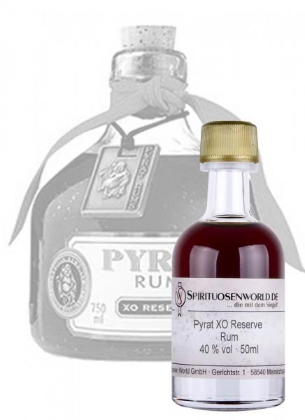 Pyrat XO Reserve Rum Tastingminiatur 0,05 L