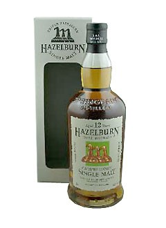 Hazelburn 12 Years Whisky 0,7 L