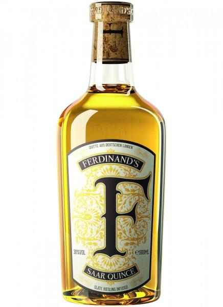 Ferdinands Saar Quince Gin-Likör aus Quitten 0,5 L