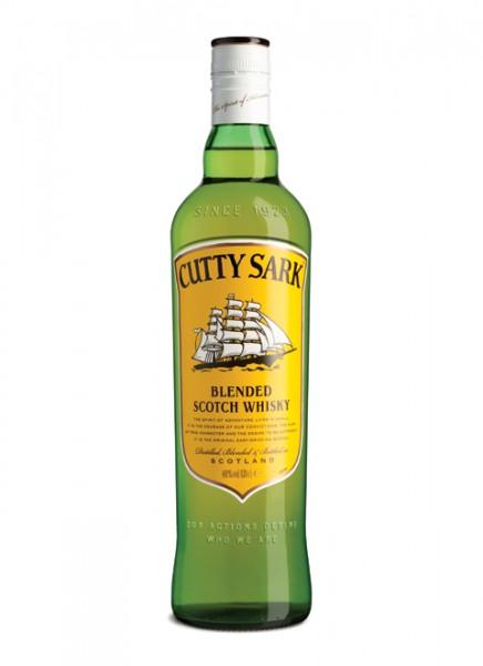 Cutty Sark Blended Scotch Whisky 0,7 L