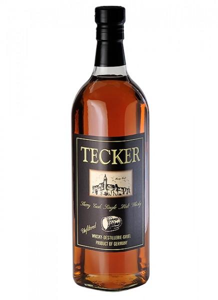 Schwäbischer Sherry Cask Whisky 0,7 L