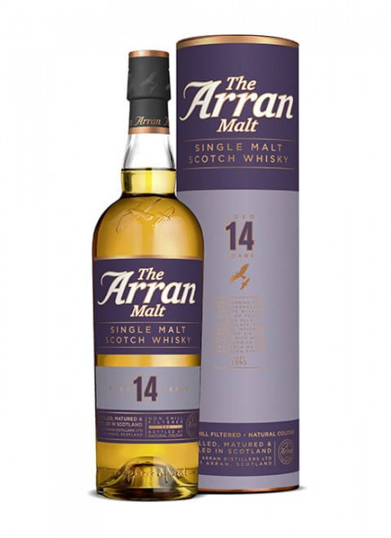 Arran 14 Years Single Malt Scotch Whisky 0,7 L