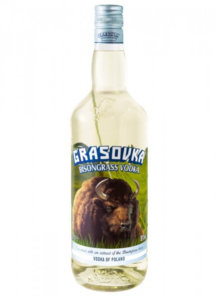 Grasovka Vodka 0,7 L