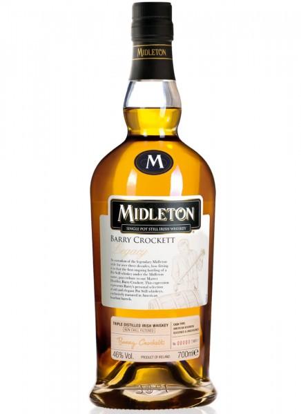 Midleton Barry Crockett Irish Whiskey 0,7 L