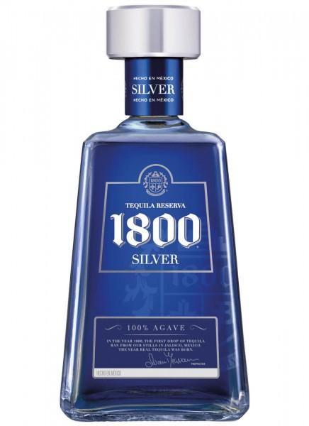 Jose Cuervo 1800 Reserva Blanco Tequila 0,7 L