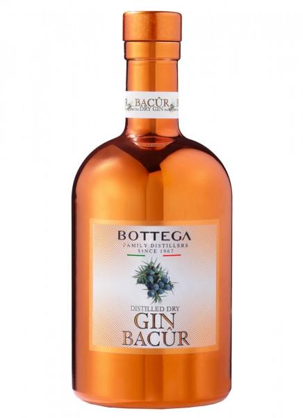Bacûr Bottega Distilled Dry Gin 0,5 L