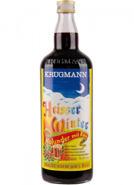 Krugmann Heisser Winter Likör 0,7 L