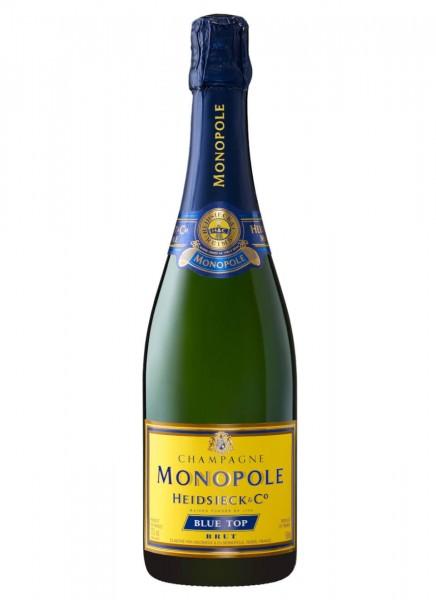 Heidsieck Monopole Blue Top Brut Champagner 0,75 L