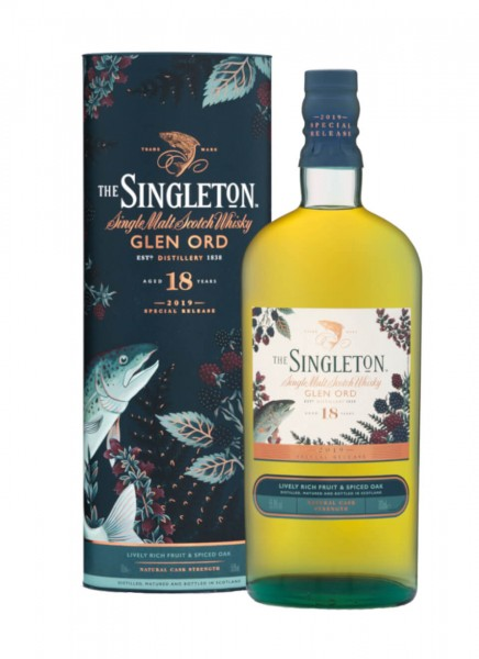 The Singleton of Glen Ord 18 Jahre Special Release 2019 Whisky 0,7 L