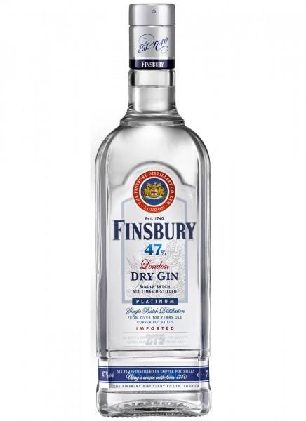 Finsbury Platinum London Dry Gin 1 L