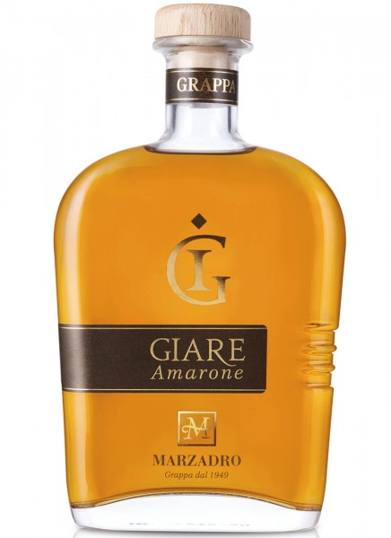 Marzadro Le Giare Amarone Grappa 0,7 L