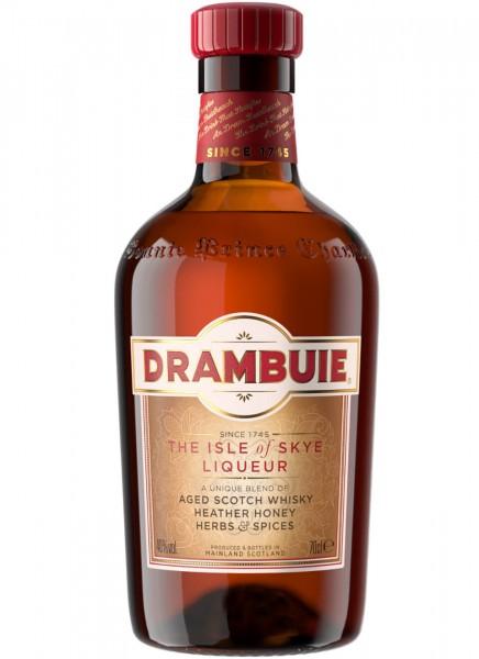 Drambuie Whisky-Likör mit Honig 0,7 L