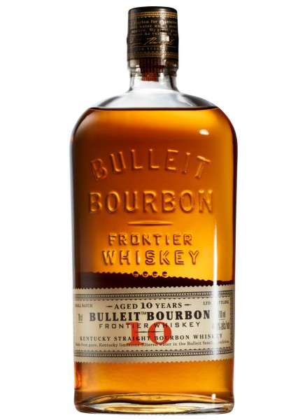 Bulleit Bourbon Whiskey Aged 10 Years 0,7 L