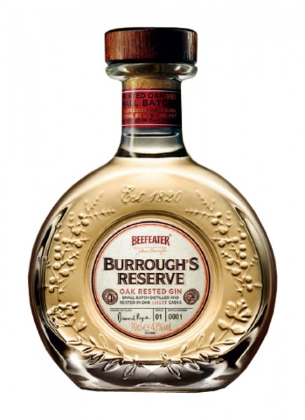 Beefeater Burrogh's Reserve Premium London Gin 0,7 L