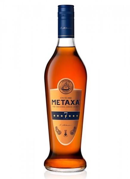 Metaxa 7 Stars Brandy 0,7 L