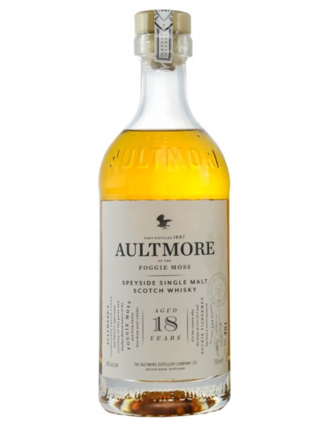 Aultmore 18 Years Whisky 0,7 L