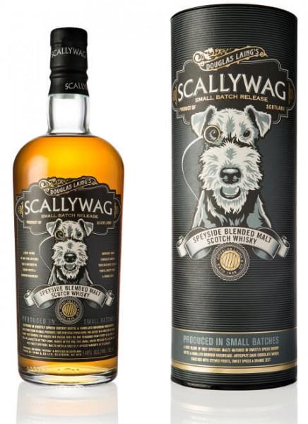 Scallywag Small Batch Speyside Blended Malt Whisky 0,7 L