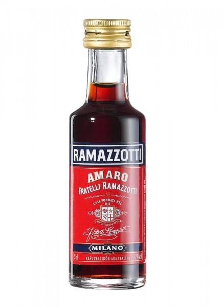 Ramazzotti Kräuterlikör Mini 0,03 L