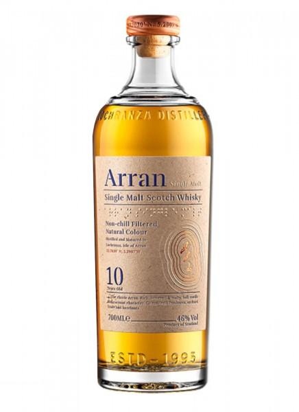 Arran 10 Years Single Malt Scotch Whisky 0,7 L
