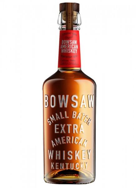 Bowsaw Straight Corn American Whiskey 0,7 L