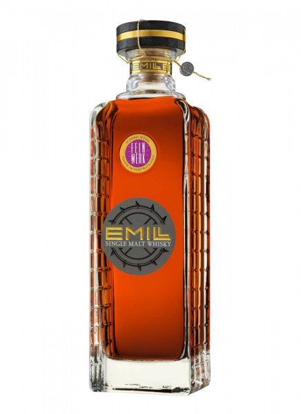 EMILL Feinwerk Portwein Finish Single Malt Whisky 0,7 L