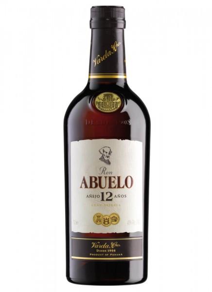Ron Abuelo 12 Anos Rum 0,7 L
