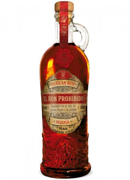 Ron Prohibido Rum 0,7 L