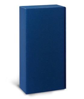 Geschenkpackung Blaue Welle 2er