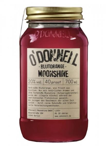 O'Donnell Moonshine Blutorange Likör 0,7 L
