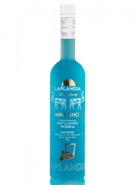 Laplandia Mint Shot Flavored Vodka 0,7 L