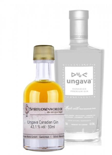 Ungava Canadian Gin Tastingminiatur 0,05 L