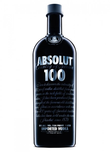 Absolut Vodka 100 1 L