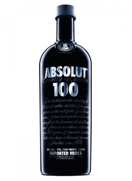 Absolut Vodka 100 1 L