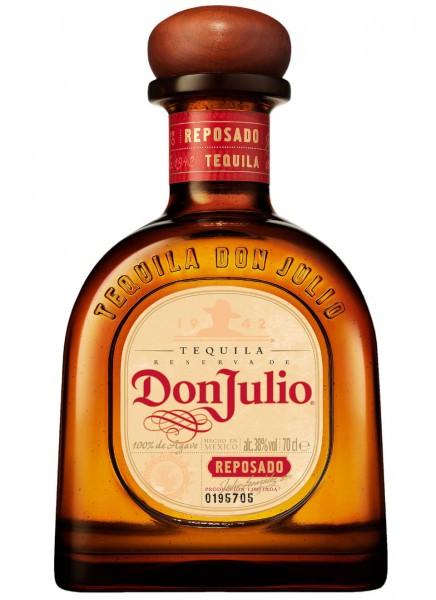 Don Julio Reposado Tequila 0,7 L