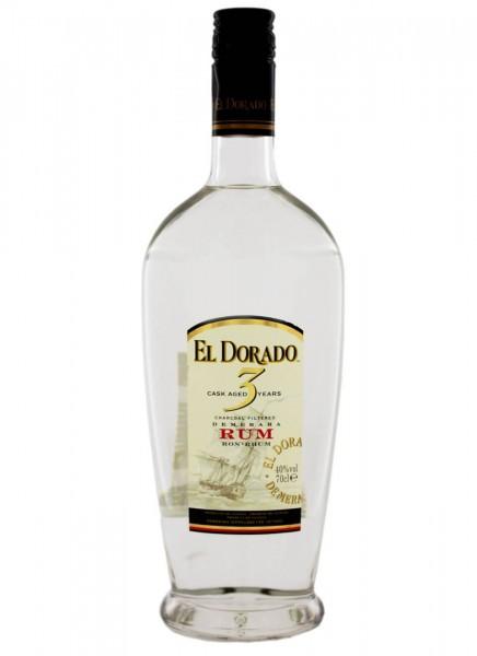 El Dorado 3 Years Rum 0,7 L