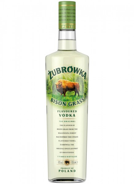 Zubrowka Bison Grass Vodka 0,7 L