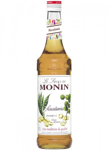 Monin Sirup Macadamia-Nuss 0,7 L
