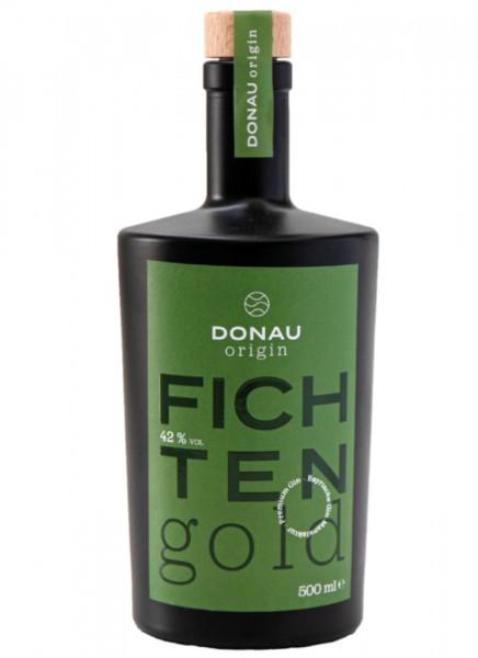 Donau Origin Fichtengold Gin 0,5 L