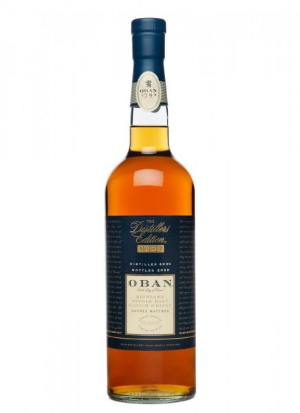 Oban Distillers Edition 2020 Single Malt Scotch Whisky 0,7 L