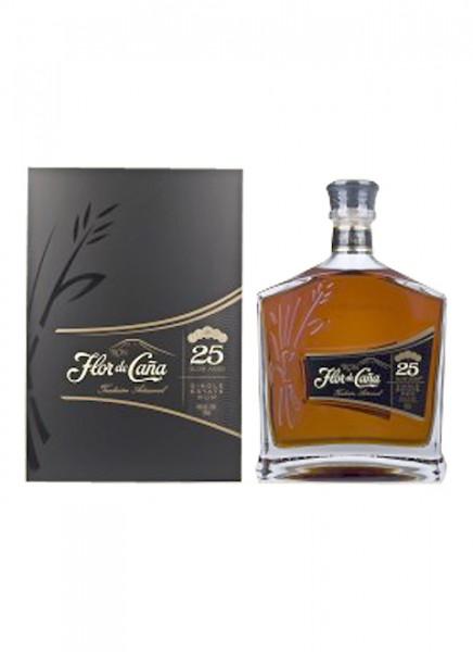 Flor de Cana Centenario 25 Years Old Rum 0,7 L