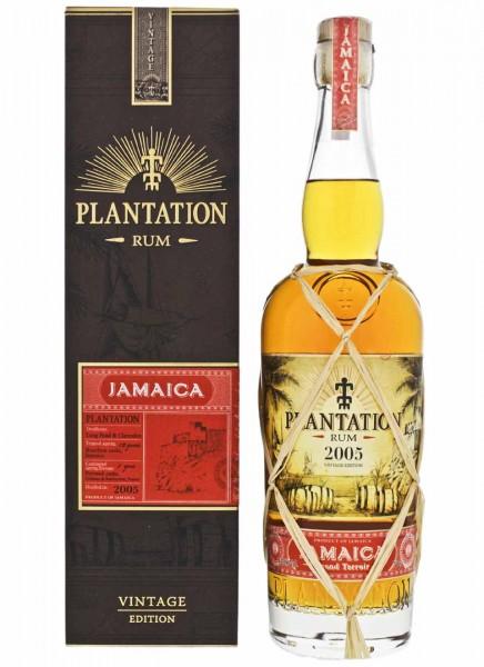 Plantation Rum Jamaica 2005 Vintage Edition 0,7 L