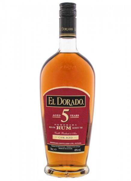 El Dorado 5 Years Rum 0,7 L