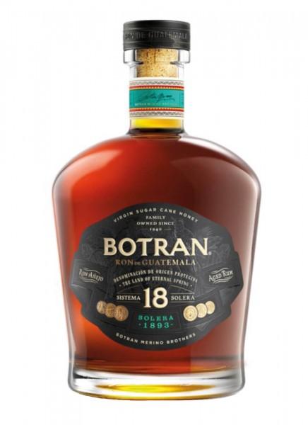 Botran Solera 1893 18y 40% (Rum)