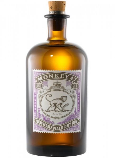 Monkey 47 Schwarzwald Dry Gin 47% 0,5 L