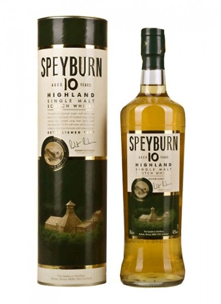 Speyburn 10 Years Whisky 0,7 L