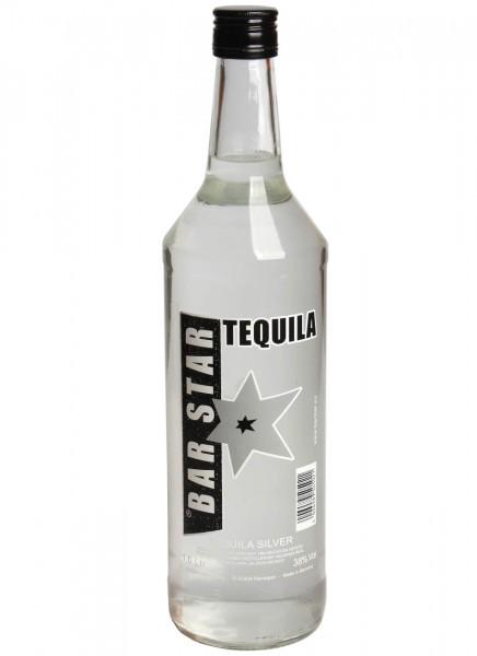 Bar Star Tequila Silver 1 L
