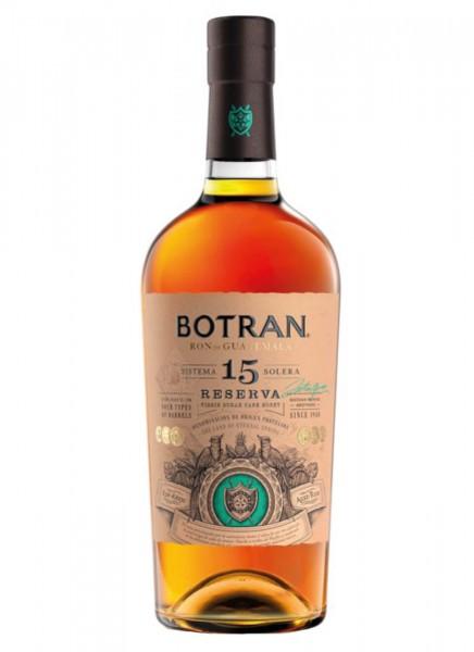 Botran Reserva 15 Jahre Rum 0,7 L